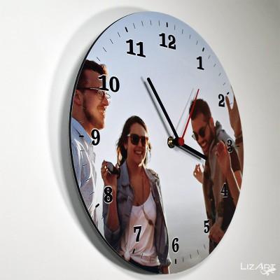Nástěnné hodiny s vlastním...