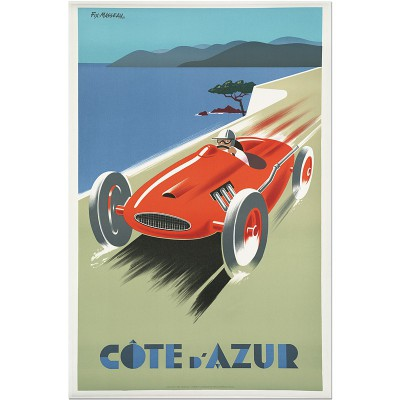 Cote d' azur, French...