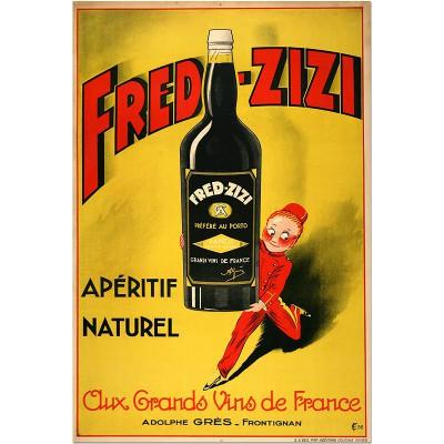 Fred Zizi, Aperitif...