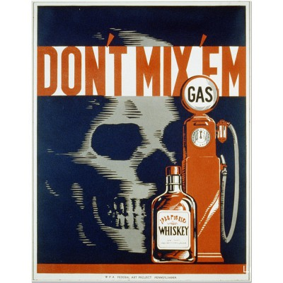 Don't Mix 'em, Gas and...