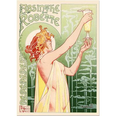 Absinthe Robette - Alcohol...