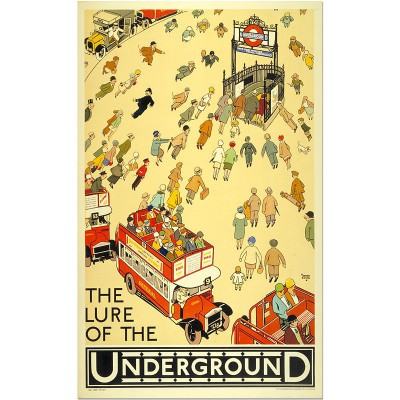 The Lure of the Underground...