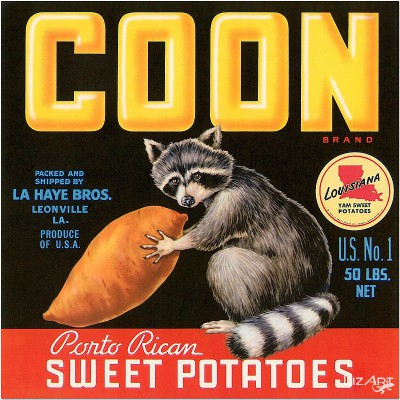 Coon brand - Porto Rican...
