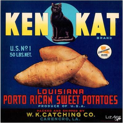 Ken Kat Brand, Louisiana -...