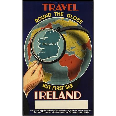 Travel Round the Globe,...