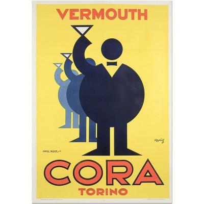 Cora Vermouth Torino -...