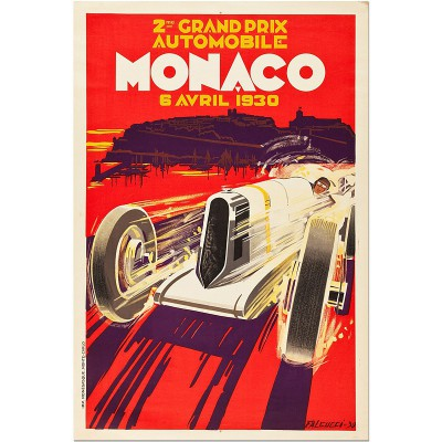 Monaco Grand Prix 1930 -...