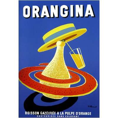 Orangina by Bernard...