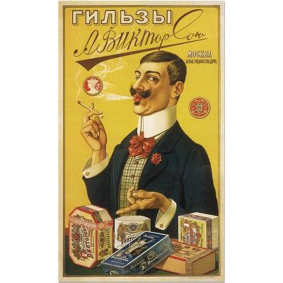 A. Viktorsons Cigarette...