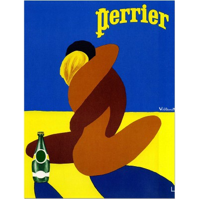 Perrier 'Kiss' by Bernard...
