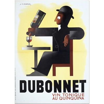 Dubonnet by A.M. Cassandre...