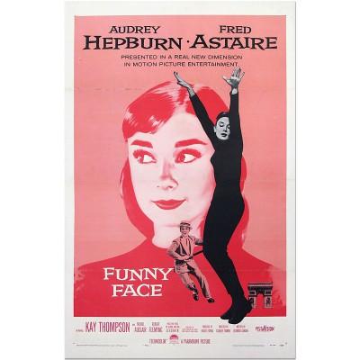 Funny Face, Audrey Hepburn...