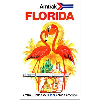 Amtrak Florida - Vintage...
