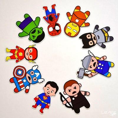 Dětské magnetky...