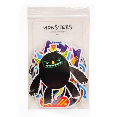 """Dětské magnetky """"MONSTERS""""..."""
