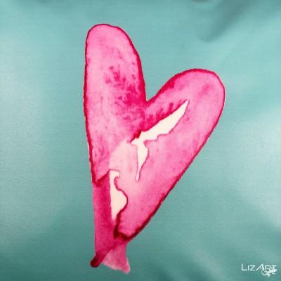 Polštář - Love