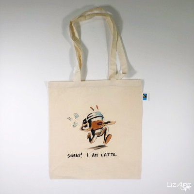 Latte Bag by Mr. Kriss