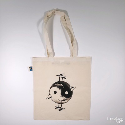 Yin Yang Bag by Mr. Kriss