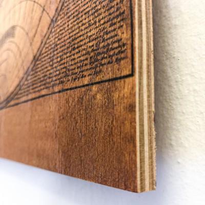 Fotoobraz na dřevě s...