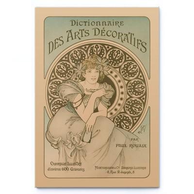 Dictionnaire des arts...