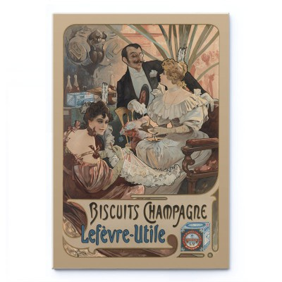 Biscuits Champagne (1896) -...