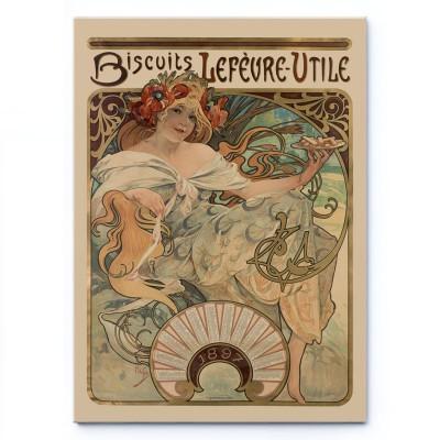 Biscuits / Lefèvre-Utile...