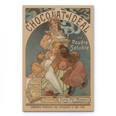 Čokoláda Ideal / Chocolat...