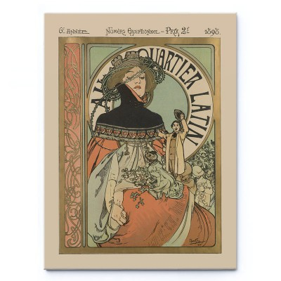Au quartier Latin (1898) -...