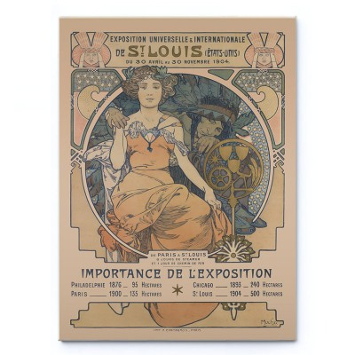 Exposition de Saint-Louis...