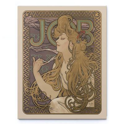 Job (1896) - Alfons Mucha