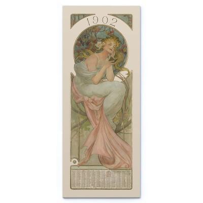 Projet de calendrier (1897)...