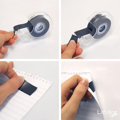 Magnetická páska samolepící