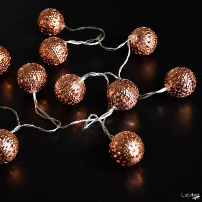 Světelný LED řetěz -...