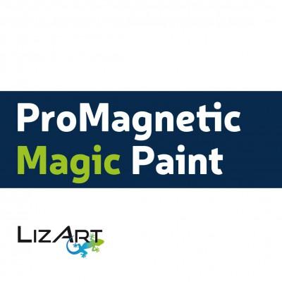 Magnetická barva...