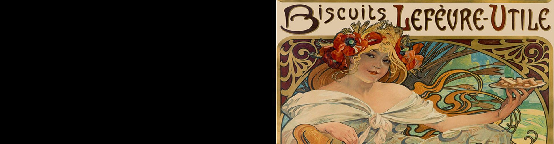 Paintings of Alfons Mucha